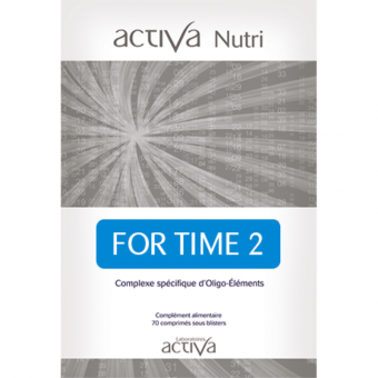 Activa Nutri FOR TIME 2