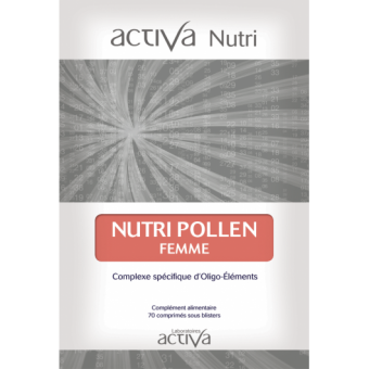 Activa Nutri Pollen Femme