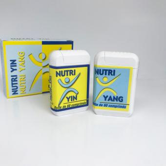 Complexes Oligo-Métaux Nutri Yin Yang