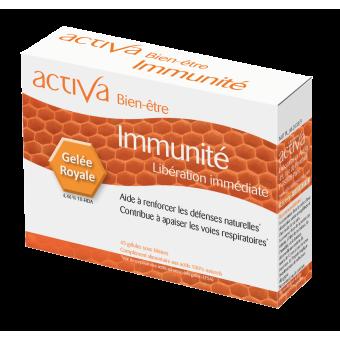 Complément Alimentaire Immunité Activa Bien-Être   Produits Nutritifs