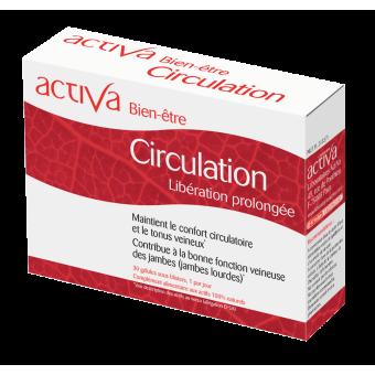 Complément Alimentaire Circulation Activa Bien-Être | Produits Nutritifs