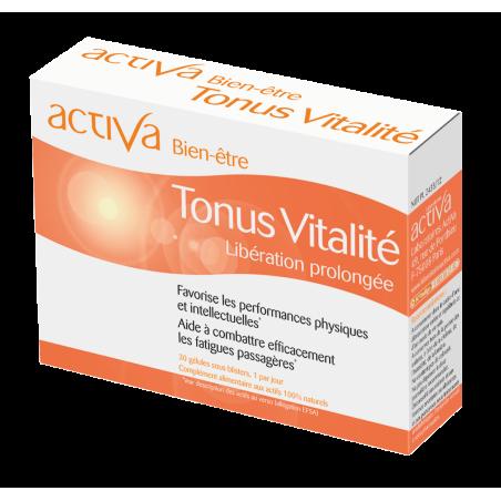Complément Alimentaire Tonus Activa Bien-Être | Produits Nutritifs