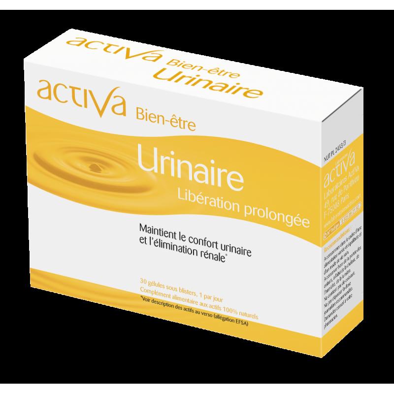 Complément Alimentaire Urinaire Activa Bien-Être | Produits Nutritifs