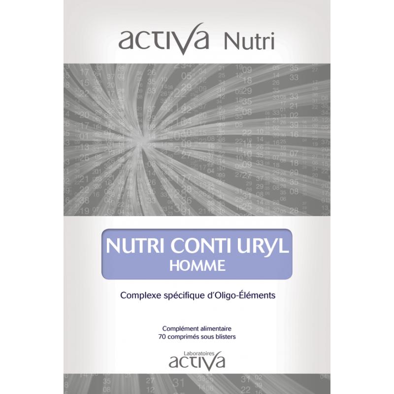 Activa Nutri Conti Uryl Homme | Produits Nutritifs