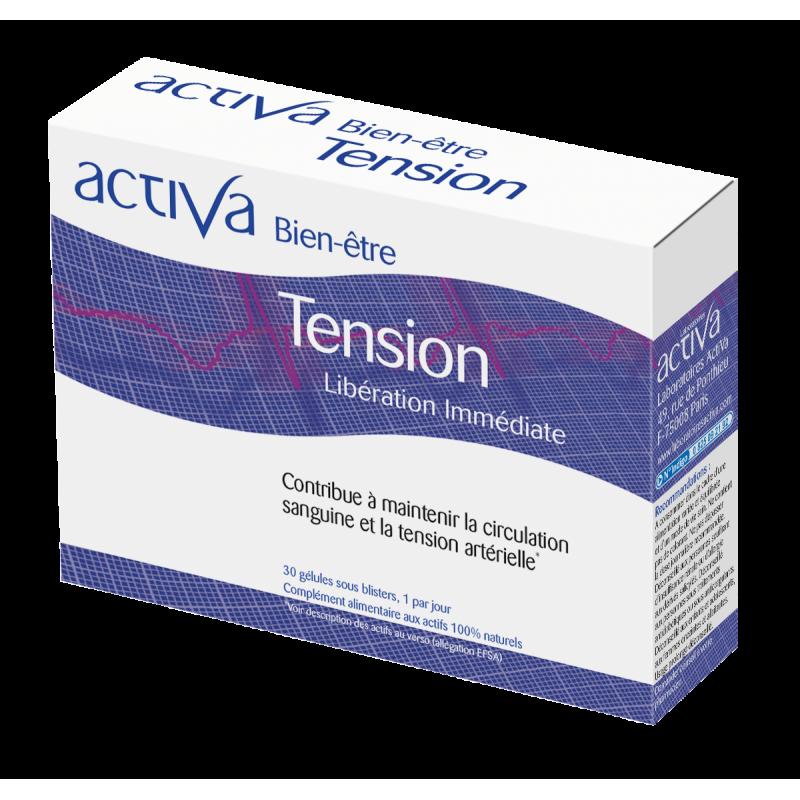 Complément Alimentaire Tension Activa Bien-Être | Produits Nutritifs