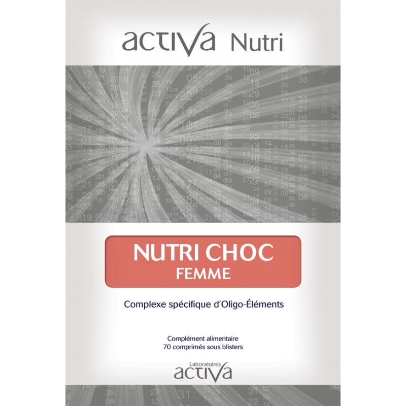 Activa Nutri Choc Femme