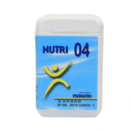 Complexes Oligo-Métaux Nutri 04   Produits Nutritifs