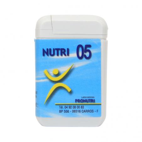 Complexes Oligo-Métaux Nutri 05   Produits Nutritifs