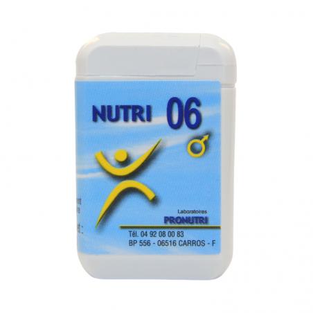 Complexes Oligo-Métaux Nutri 06   Produits Nutritifs