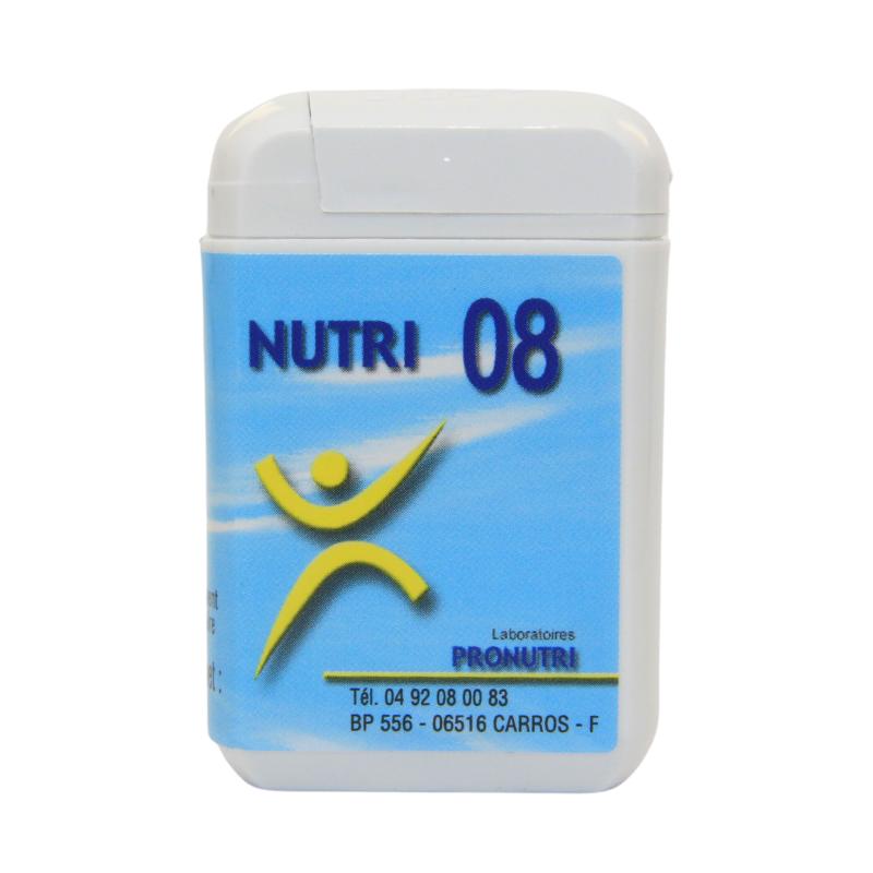 Complexes Oligo-Métaux Nutri 08 | Produits Nutritifs