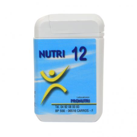 Complexes Oligo-Métaux Nutri 12   Produits Nutritifs