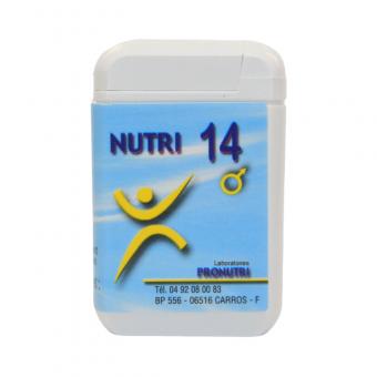Complexes Oligo-Métaux Nutri 14 | Produits Nutritifs