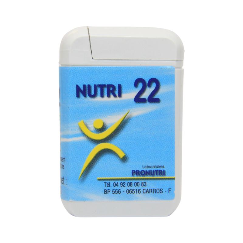 Complexes Oligo-Métaux Nutri 22 | Produits Nutritifs