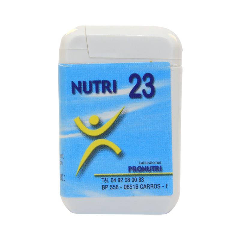 Complexes Oligo-Métaux Nutri 23   Produits Nutritifs