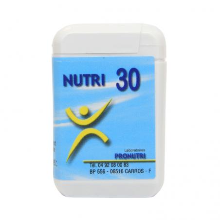Complexes Oligo-Métaux Nutri 30 | Produits Nutritifs