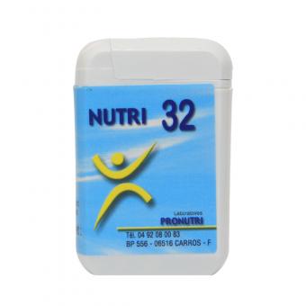 Complexes Oligo-Métaux Nutri 32   Produits Nutritifs