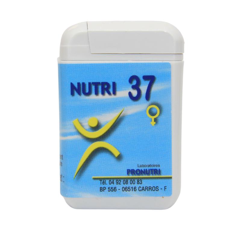 Complexes Oligo-Métaux Nutri 37   Produits Nutritifs