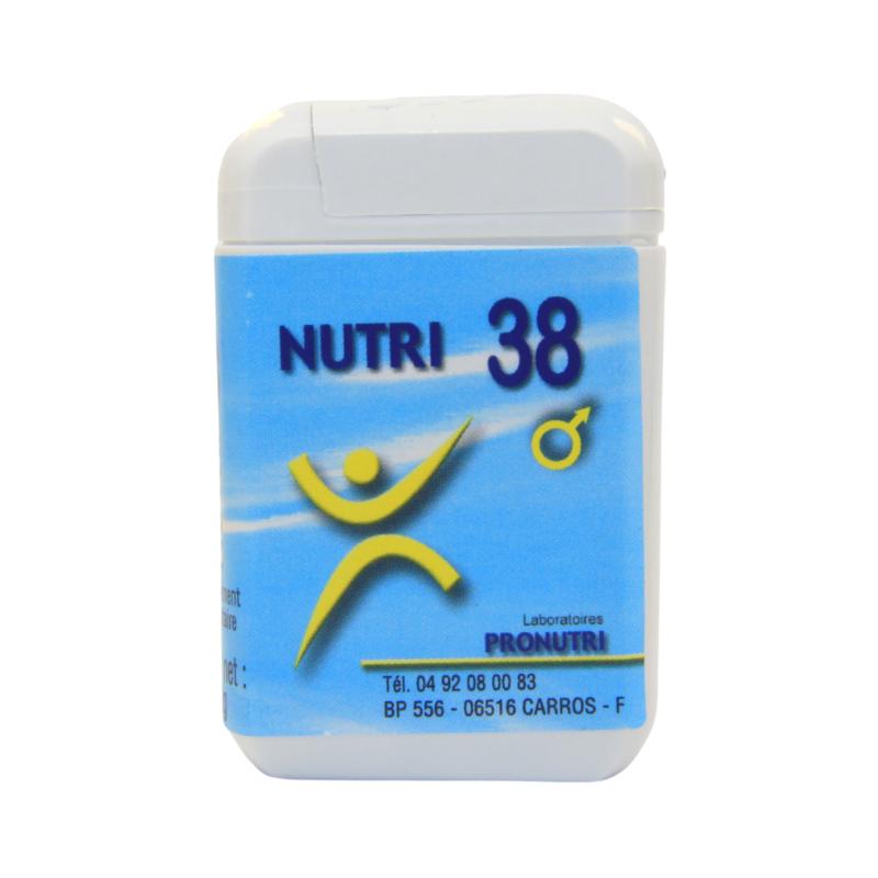 Complexes Oligo-Métaux Nutri 38 | Produits Nutritifs